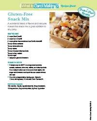 Gluten-Free Snack Mix