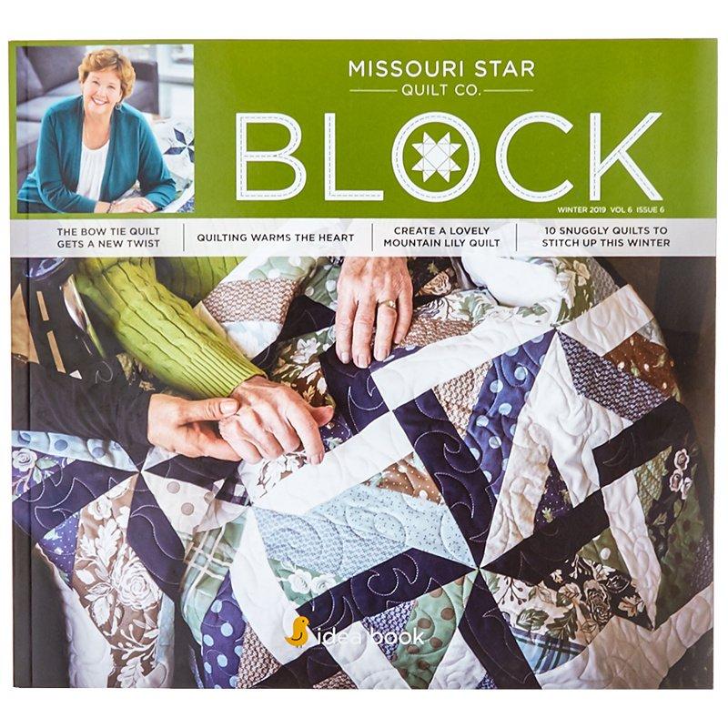 Block Magazine Vol 6, Iss 6 - Winter 2019