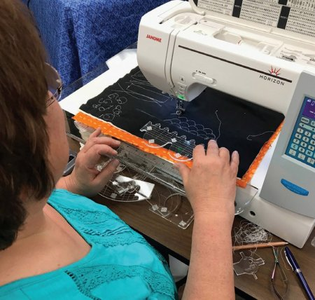 Quilting Made Easy - Ruler Work Sign up
