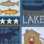 Lake Life USB