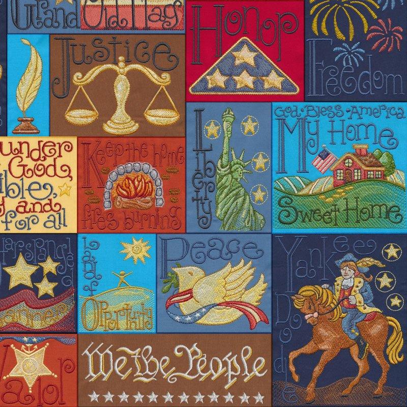 Patriotic Alphabet ME CD
