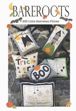 Little Halloween Pillows Pattern