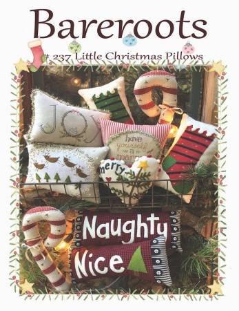 Little Chrismas Pillows Pattern
