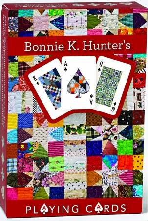 Bonnie Hunter Playing Cards