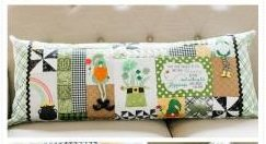 Luck O the Gnome Fabric Kit