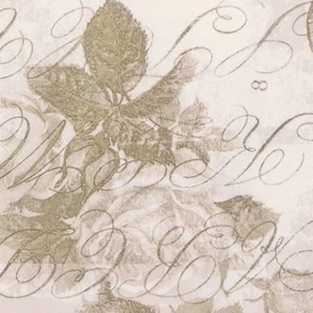 Eclectic Elements Backing - Rose Parcel 108