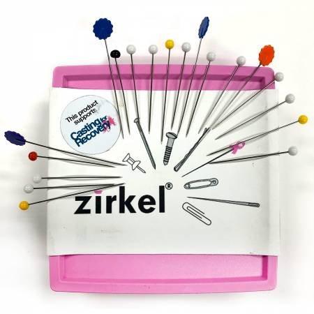 Zirkel Magnetic Pin Holder Pink