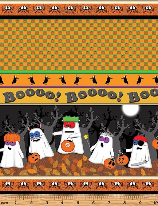 Booooville - Border Orange
