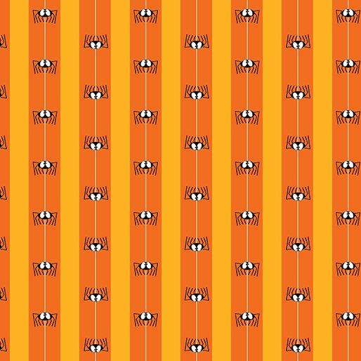 Booooville - Spider Silk Orange