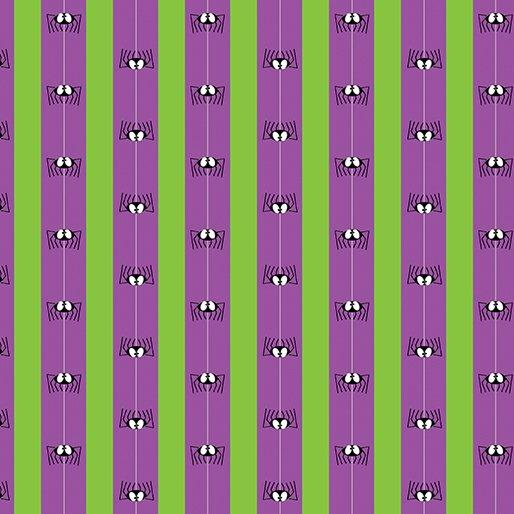Booooville - Spider Silk Purple