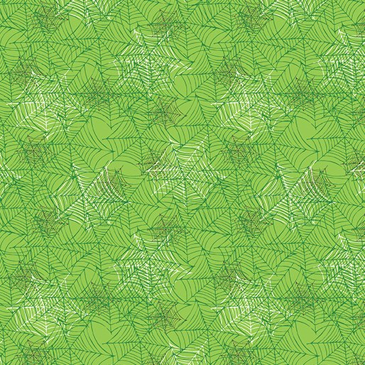 Booooville - Webbing Green