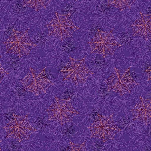 Booooville - Webbing Purple