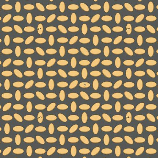 Dino Age - Dino Egg Dots Gray/Beige
