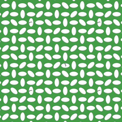 Dino Age - Dino Egg Dots Green