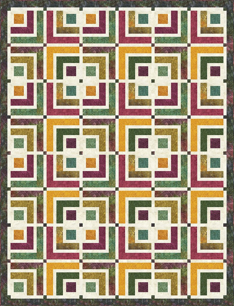 4-Square - Digital Download Pattern