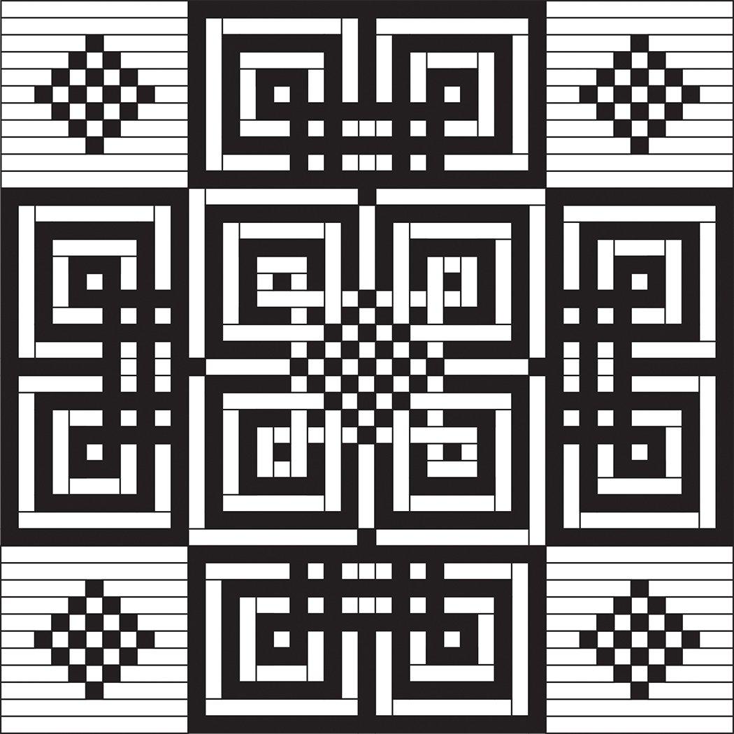 A-Maze-ing - Pattern