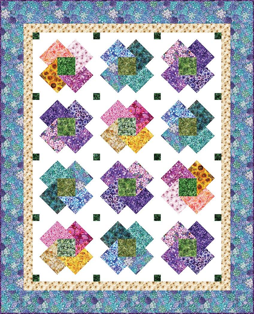 All in Bloom - Digital Download Pattern