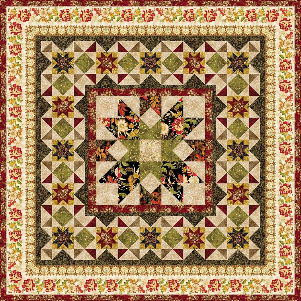 Autumn Splendor - Pattern