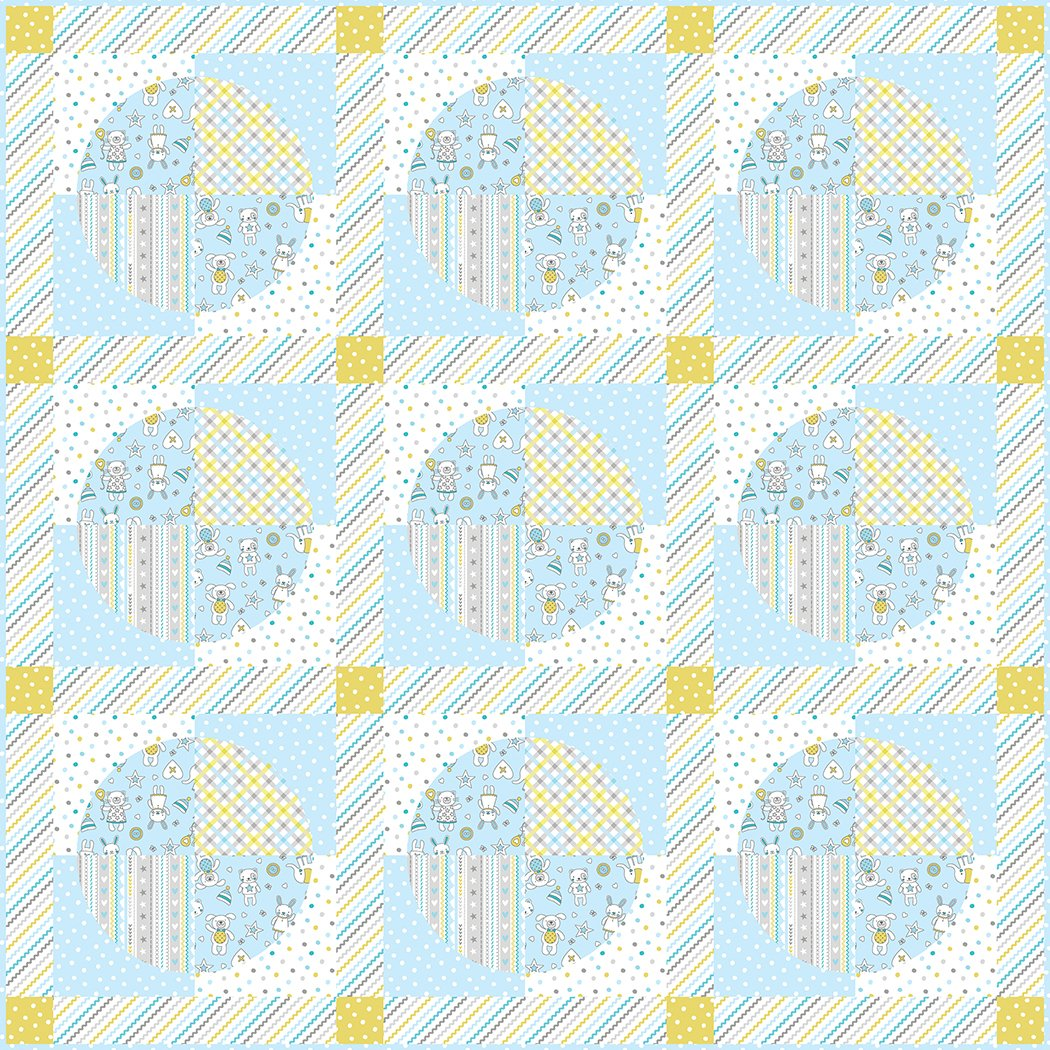 Balls of Fun - Digital Download Pattern