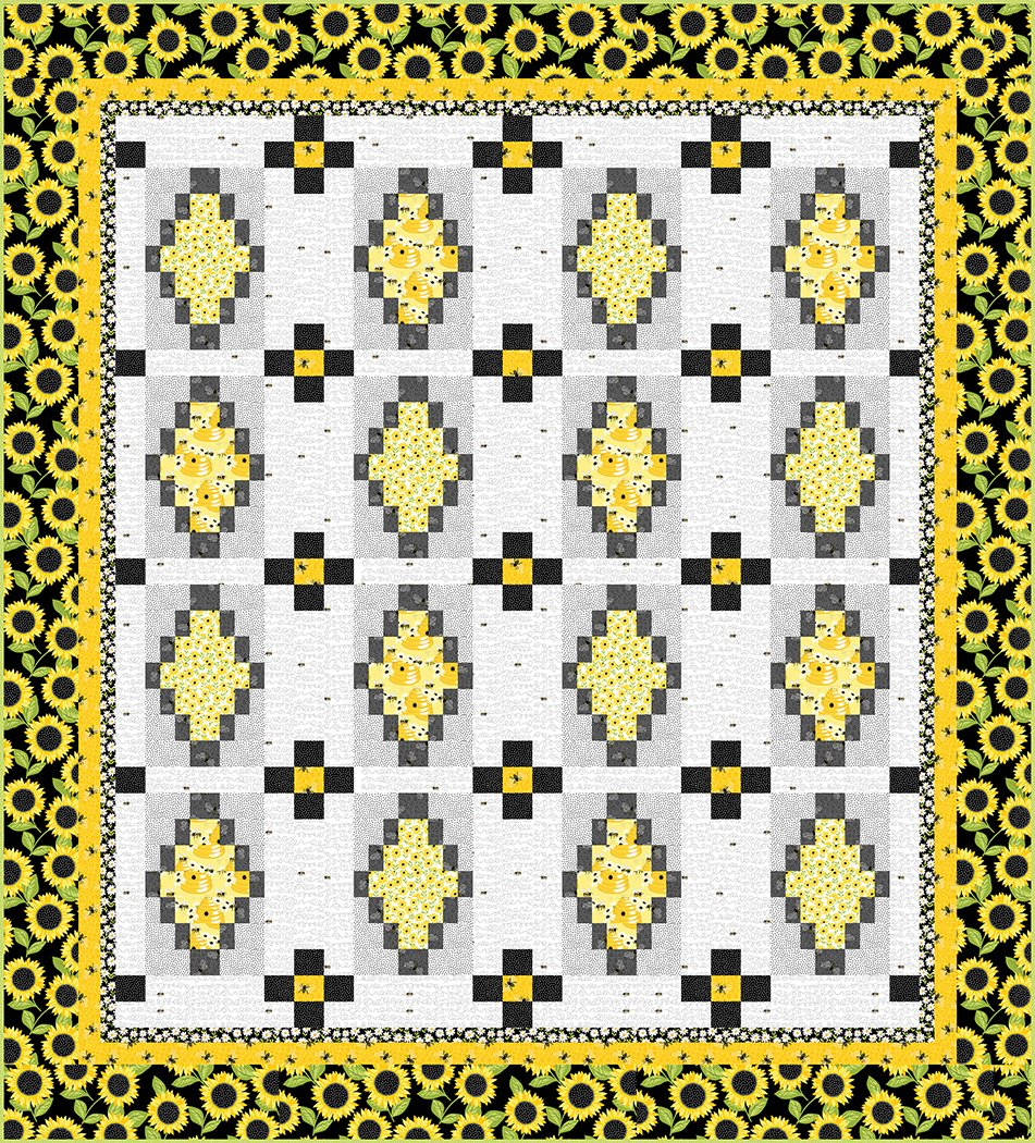 Be My Honeybee - Digital Download Pattern