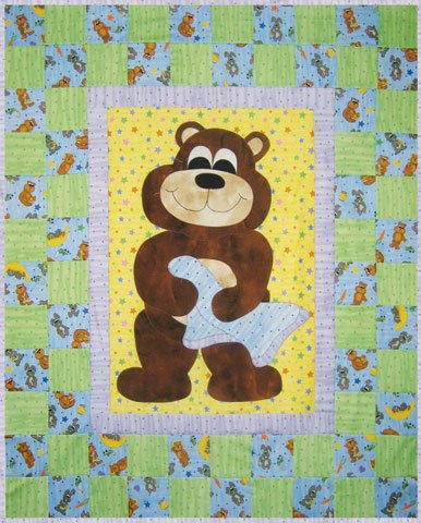 Bear Hugs - Pattern