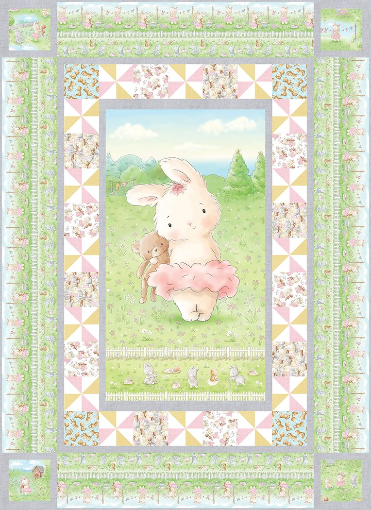 Best Friends - Digital Download Pattern