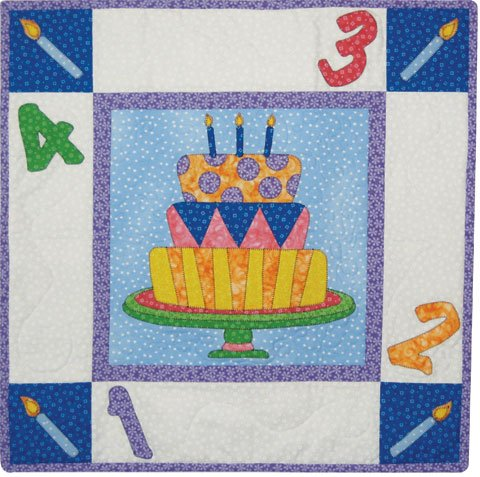 Birthday Go Round - Pattern