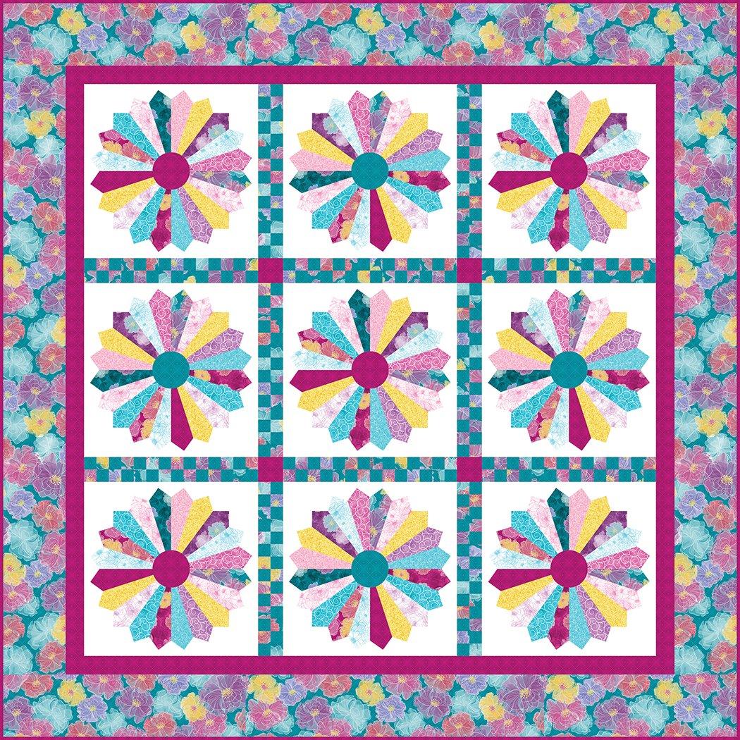 Blooms - Pattern