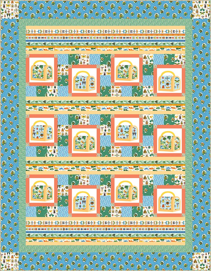 Bugaboo - Digital Download Pattern