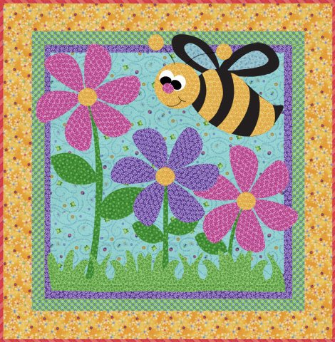 Bumblebee Dream - Pattern