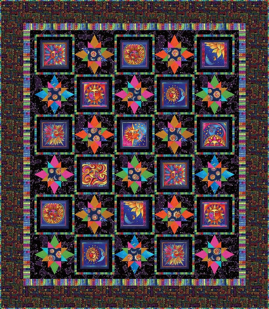 Celestial Dreams - Pattern
