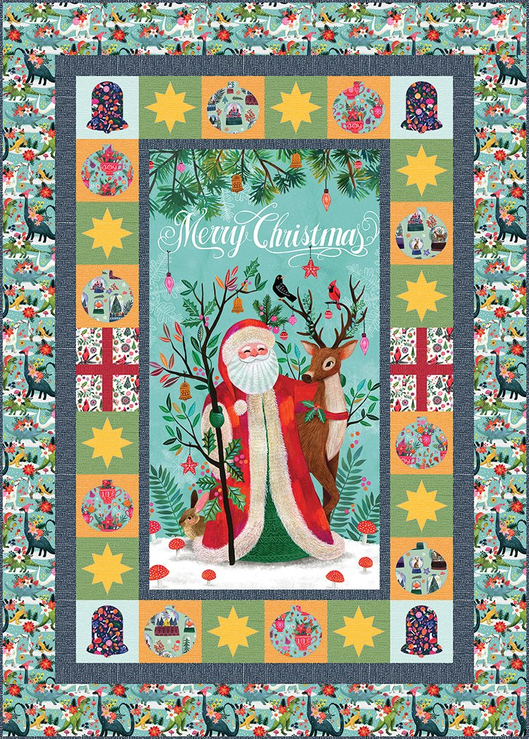 Christmas Menagerie - Pattern