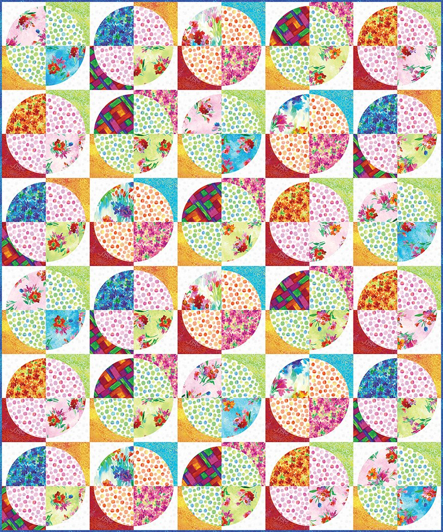 Circle Gardens - Digital Download Pattern