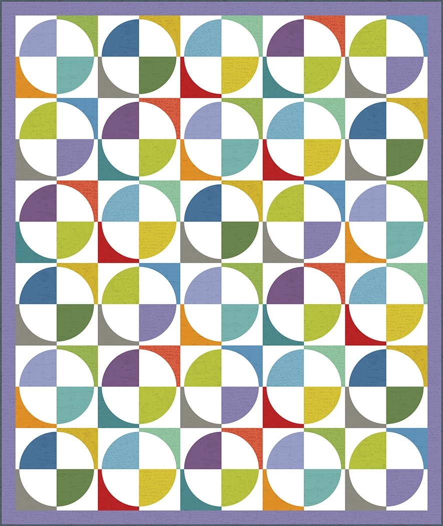 Color Wheel - Pattern
