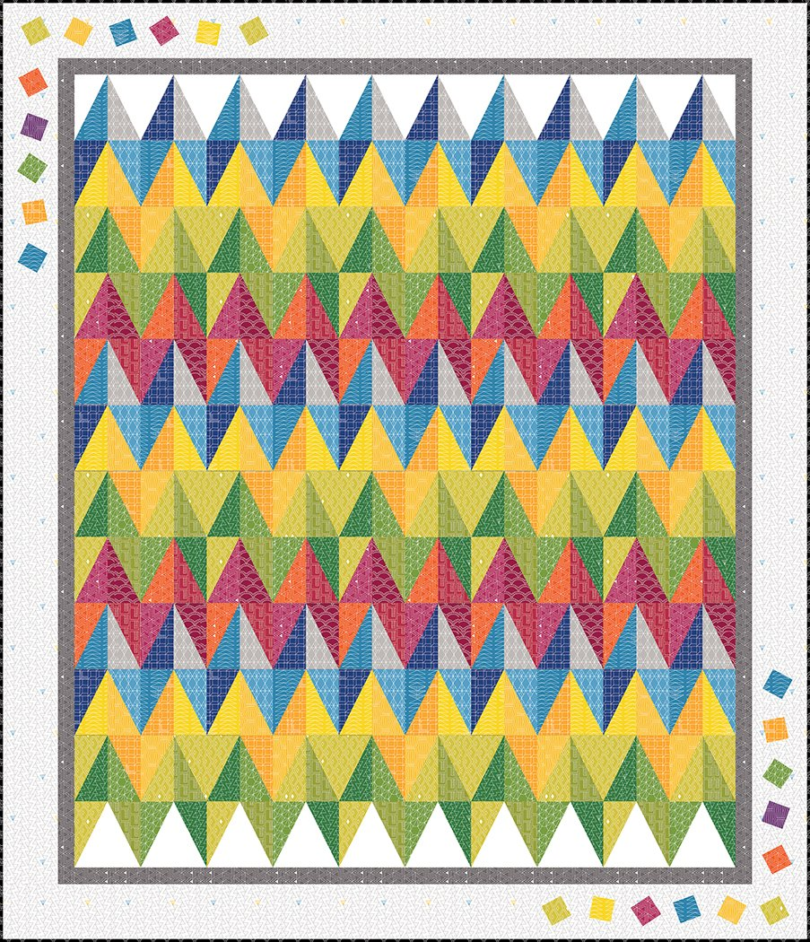 Confetti - Digital Download Pattern