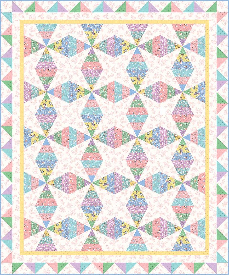 Cute as a Button - Digital Download Pattern