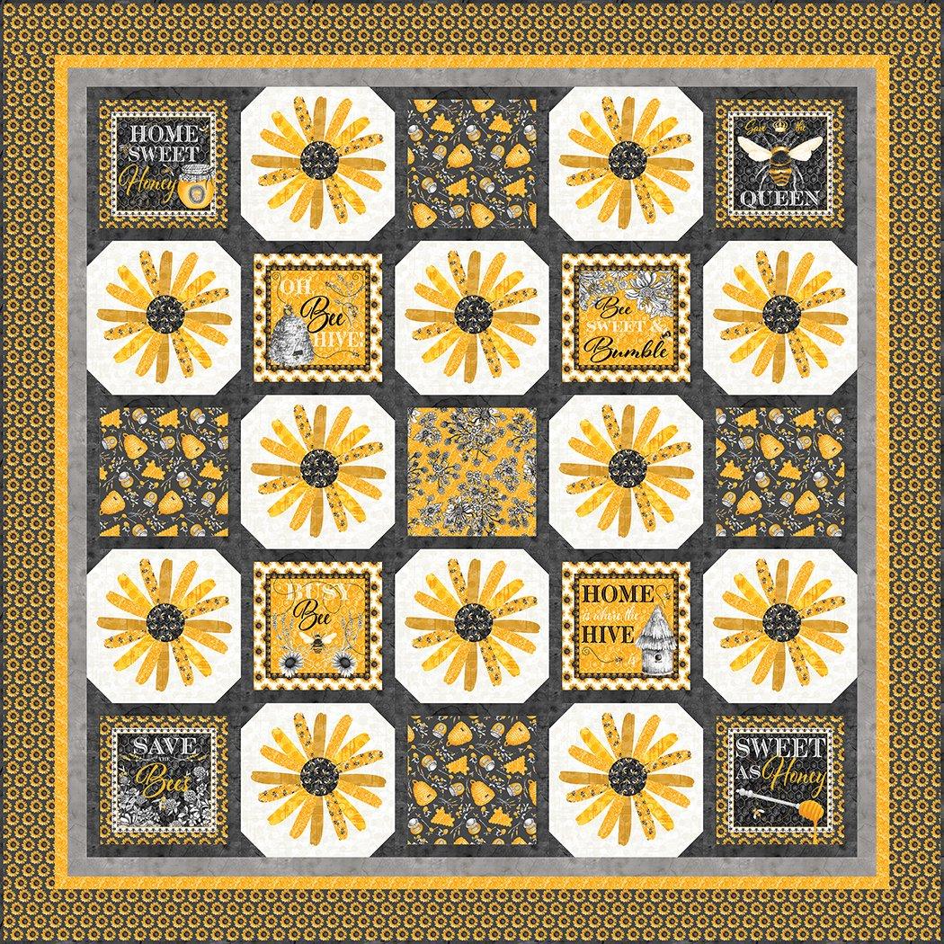 Daisy Day - Pattern