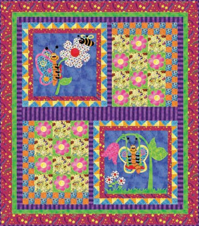 Darling Doodlebugs - Pattern