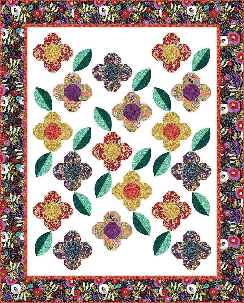 Deco Gardens - Pattern
