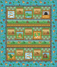 Dino Mite - Digital Download Pattern