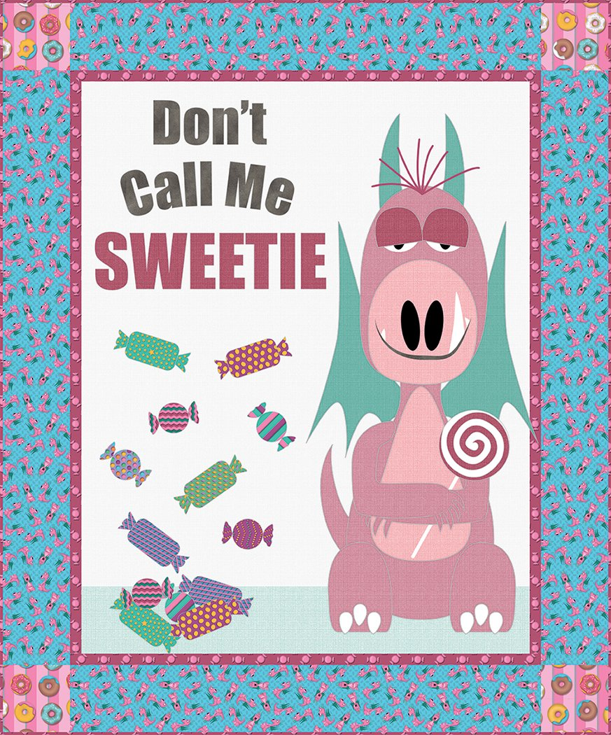 Don't Call Me Sweetie - Pattern