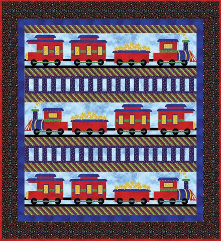 Dream Express - Pattern