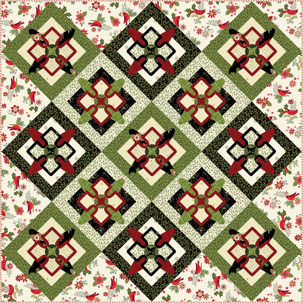 Evergreen - Digital Download Pattern