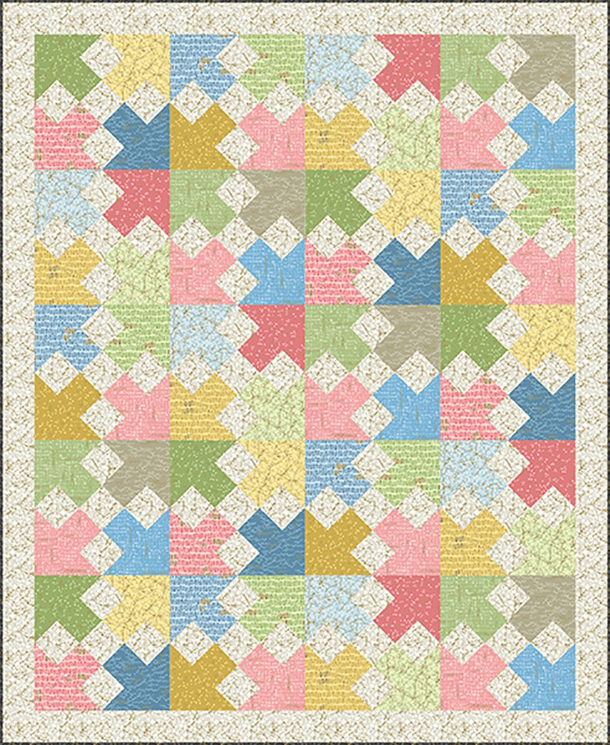 Every Which Way - Digital Download Pattern