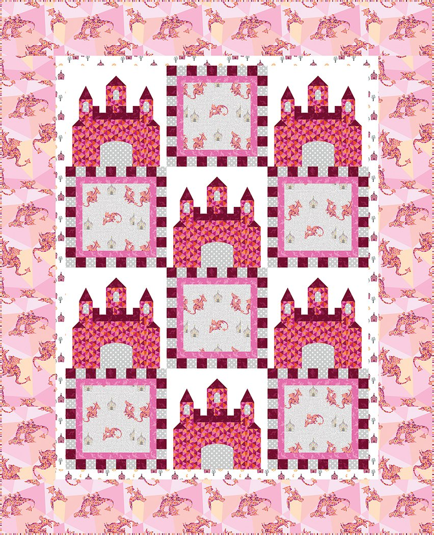 Fairy Tales - Digital Download Pattern