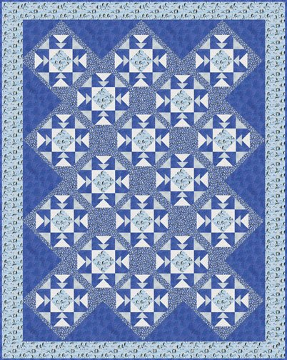 Falling Snow - Pattern
