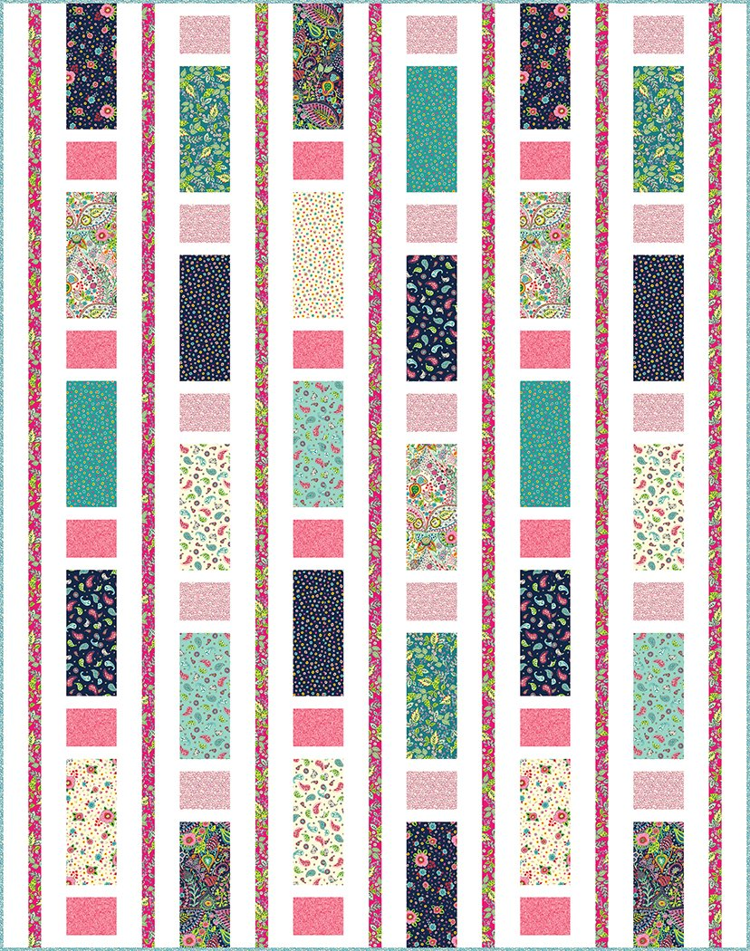 Flower Boxes - Pattern