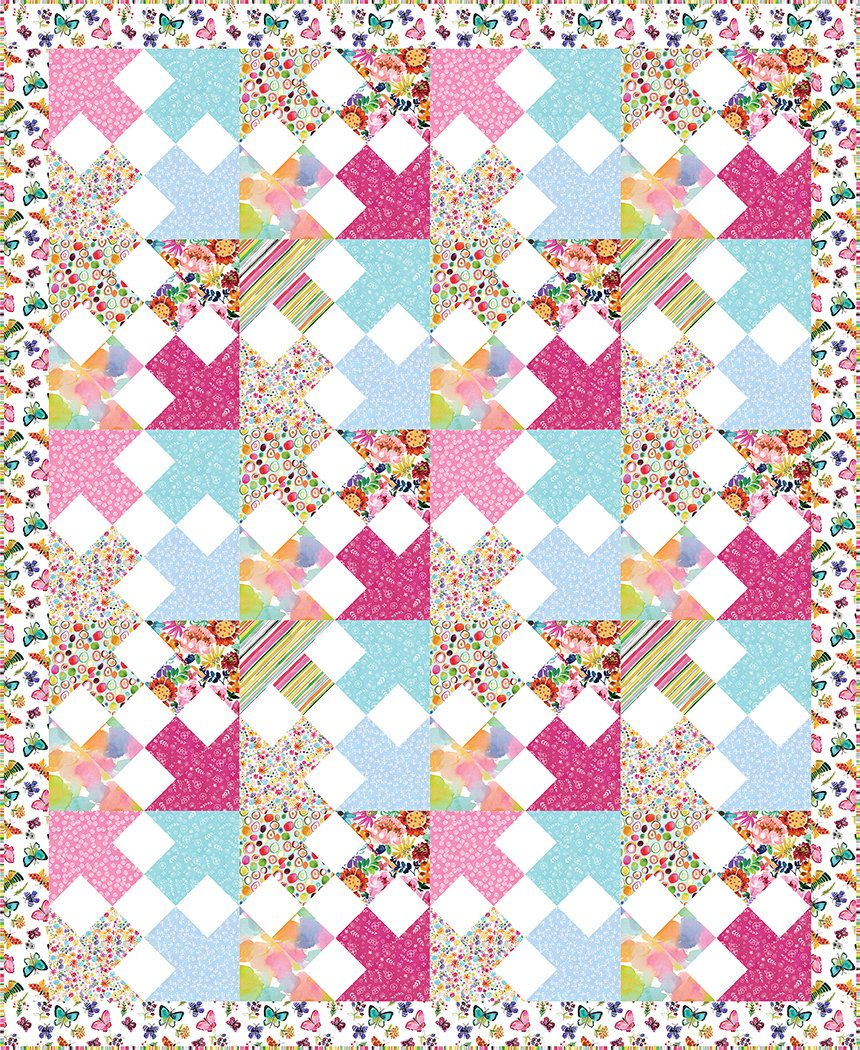 Flower Patch - Pattern