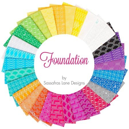 Foundation - Fat Quarter Bundle