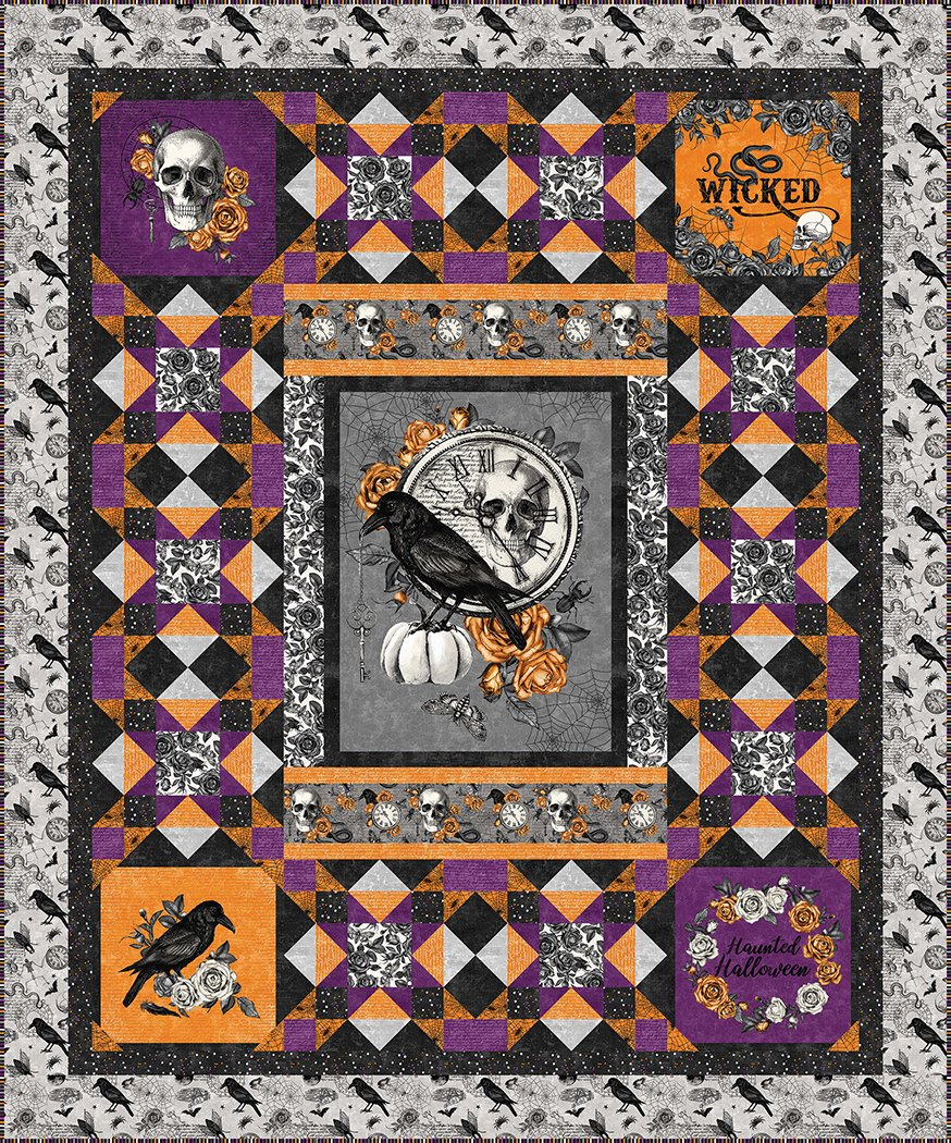 Fright Night - Digital Download Pattern